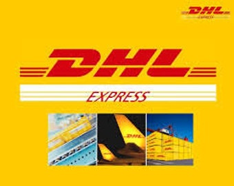 DHL Express Shipping - Upgrade to 3-5 day delivery for single purchase items.