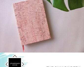 Cork journal - Handmade