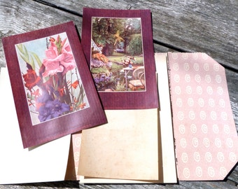 Vintage Antique old French 1929 seeds catalog / Gardening/Garden /publication