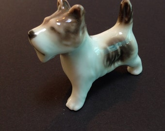 Dog mini ceramic
