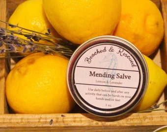 Lavender & Lemon Mending Salve