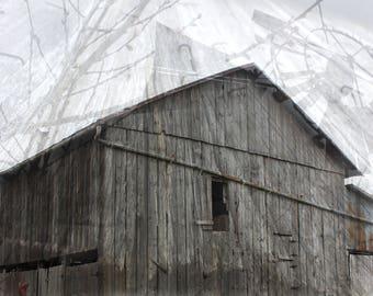 Washington, OK Barn