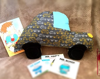 Car reading/decorative cushion-takes you to creative-reading-land