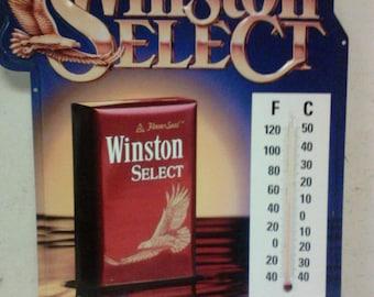 Cigarette thermometer