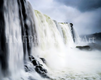 Iguazu Falls Photography (Immediate Download)