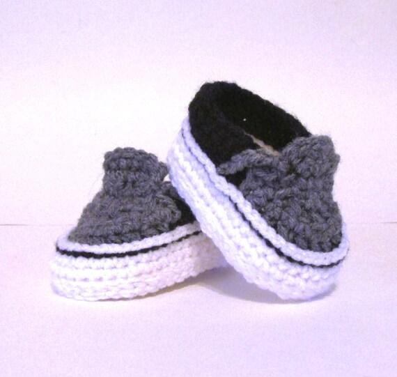 vans baby shoes crochet