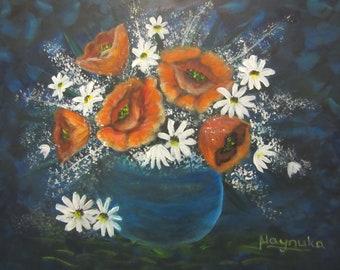 twinkling daisies