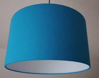 "Lampshade ""Turquoise"""