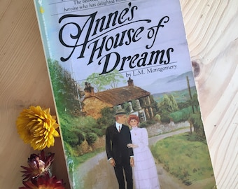 Anne's House of Dreams, Anne of Green Gables series, by LM Montgomery, classic novel