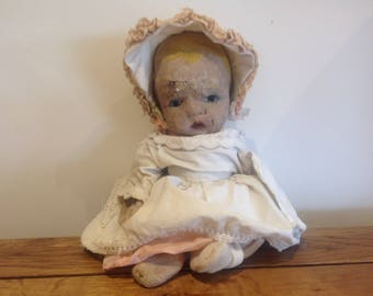 Japanese Baby Doll - quirky, but beautiful display item.