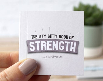 Inspirational quotes etsy inspirational quote books of strength sympathy gift inspirational art inspiration handcrafted solutioingenieria Gallery