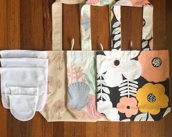 Shopping bag bundle 8