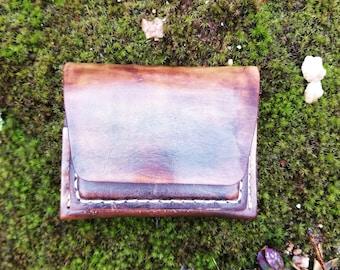 Slim front pocket wallet