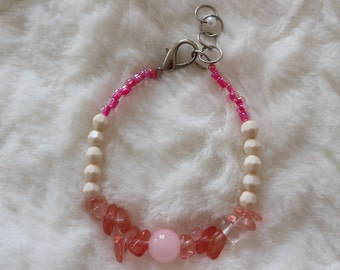 Pink Crush - Sweet Love Bracelet