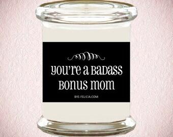 Step Mom | Step Mom Gift | Stepmom | Step Mother Gift | Stepmom Gift | Mothers Day | Bonus Mom | Stepmom Birthday (1)
