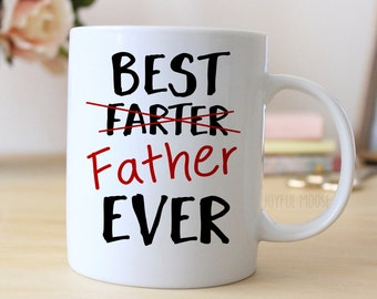 Coffee Mug for Dad - Father's Day Gift