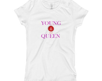 Inkosi Young Queen Girl's T-Shirt