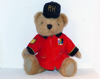 Dowman Britain Guardsman Teddy Bear - 1864