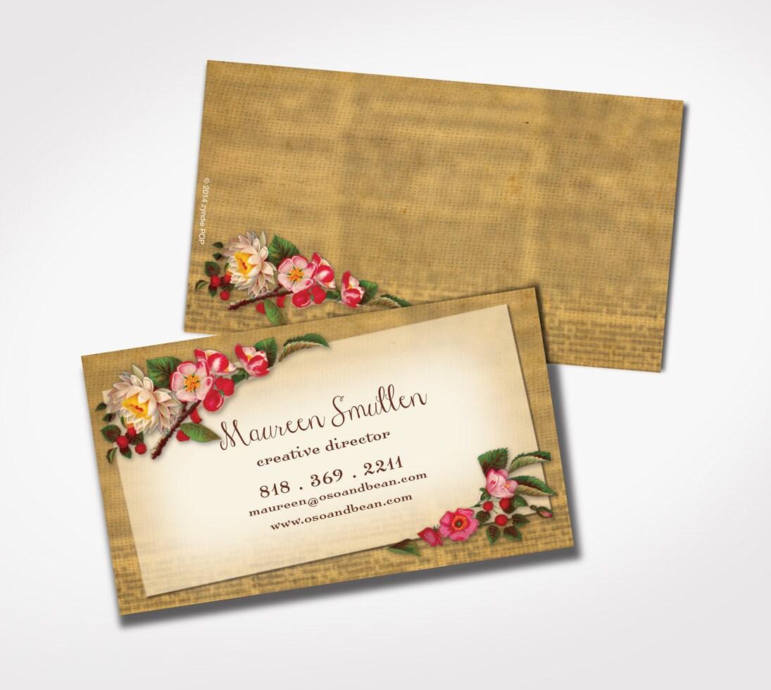 250 Antique Business Cards CREATIVE business Card Design