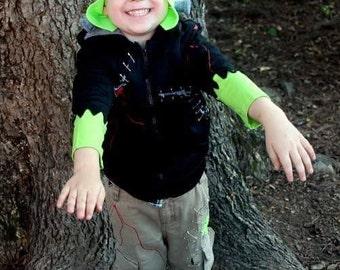 Boys Lil Frankie Frankenstein Halloween Costume (Newborn - 5T)