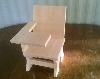 Handmade Desk for 18 inch doll