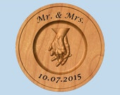 Mr and Mrs sign, Mr Mrs W...