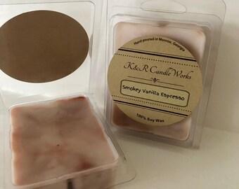 Smokey Vanilla Wax Melt