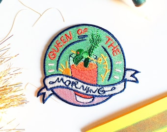 Bloody Babe/Queen of the Morning Patch