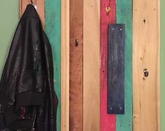 Fun Coat Rack and key holder