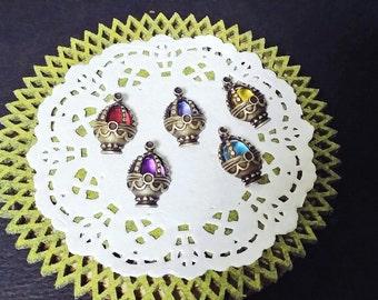 Soul gems pendant