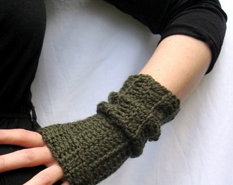 PDF Patterns - Three Crochet Mittens Patterns for the Price of Two