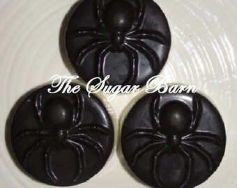 SPIDER Chocolate Covered OREO© Cookies*12 Count*Halloween Party*Edible Party Favors*Scary Favors*Trick or Treat*Insect Favor*Tarantula