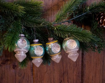 Antique Christmas Ornaments Christmas Decorations vintage Christmas decor Vintage Christmas Tree Ornaments