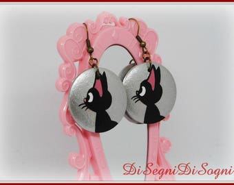 Kiki JIJI's Delivery service earrings