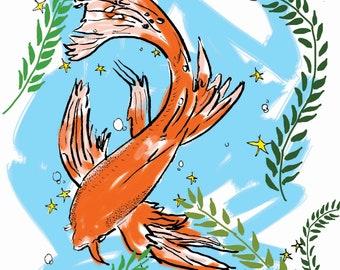 NEW! 'Go Fish ...'