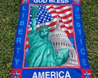 Patriotic American Wall Hanging