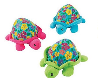 Under the Sea Plush Turtles set of 3