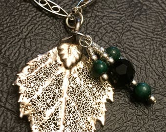 Elven Forest Necklace