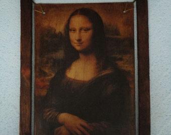 Da Vinci (Mona Lisa).