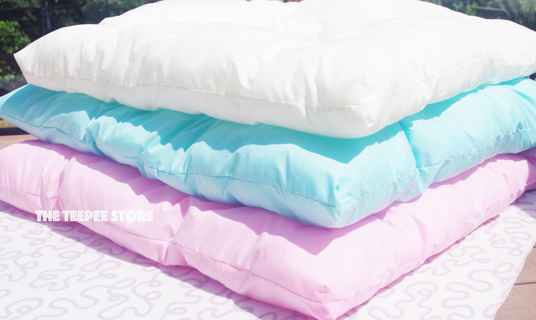 Soft Floor cushion for Kids Tent Soft Teepee Mattress
