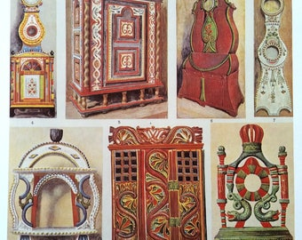 Folk Art of Europe