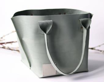 leather shopper - leather handbag - leather diaper bag - leather bags women - leather bag - leather tote - leather tote bag - handbag - bag