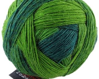"Magic Ball 100 by Schoppel 100g color 2168 ""Evergreen"""