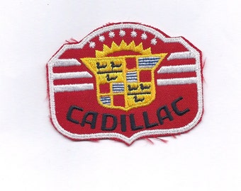Vintage Cadillac Patch