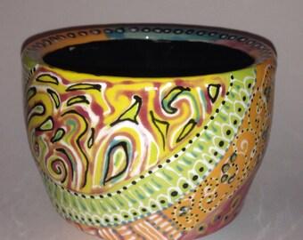 Beautiful Handmade Ceramic Pot