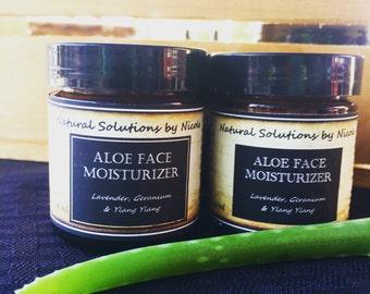 Aloe Face Moisturuzer