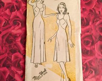 Vintage Sewing Pattern New York #139