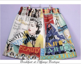 Handmade Fashion skirt