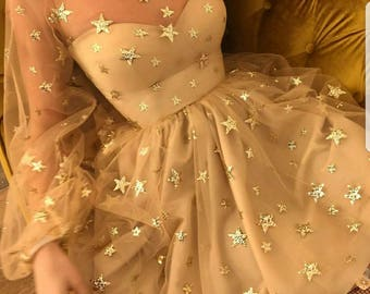 Teuta Starry Dress (available in 4 colors)