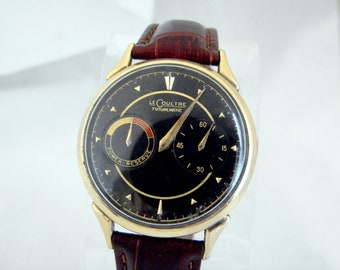 Vintage Jaeger LeCoultre Futurematic Watch